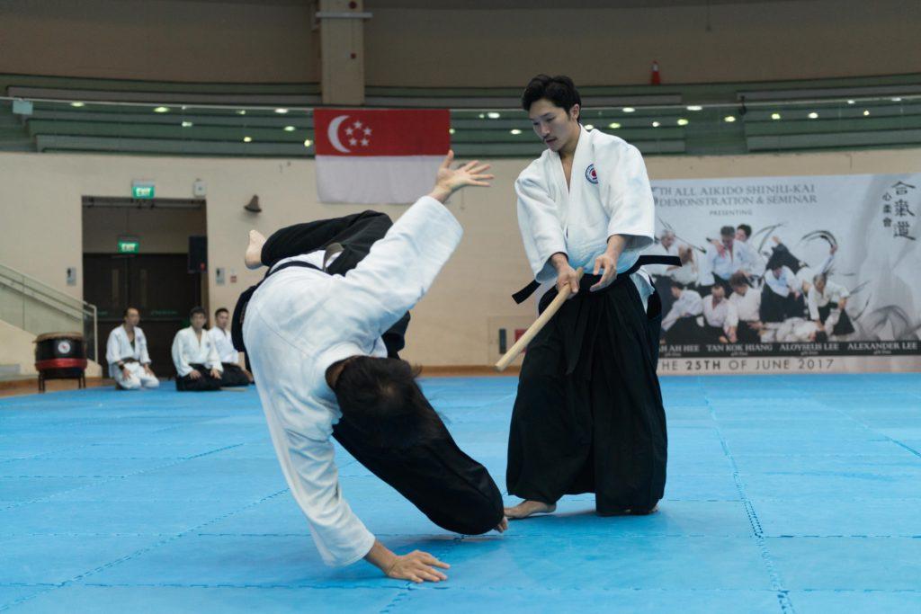 Aikido Shinju-Kai