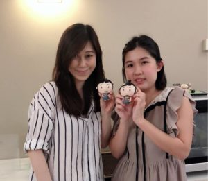 My Little Sister Sharel Ng