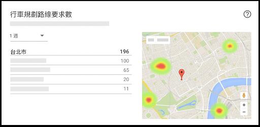 Google 我的商家地圖