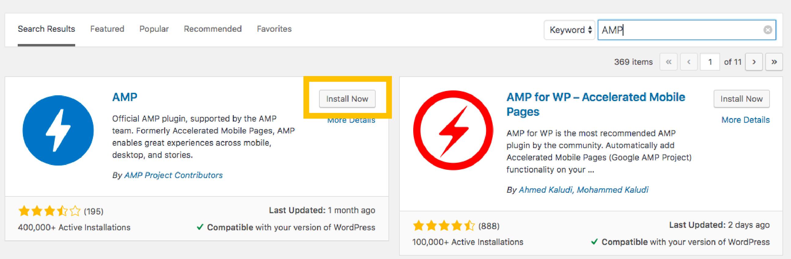 AMP安裝教學