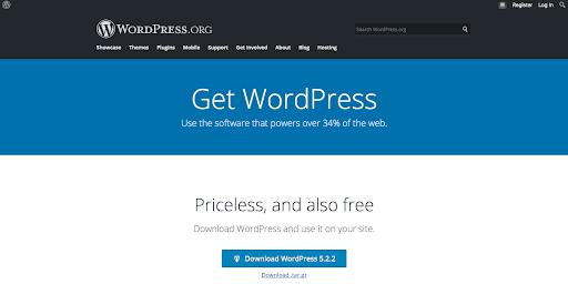 Wordpress 網站報價