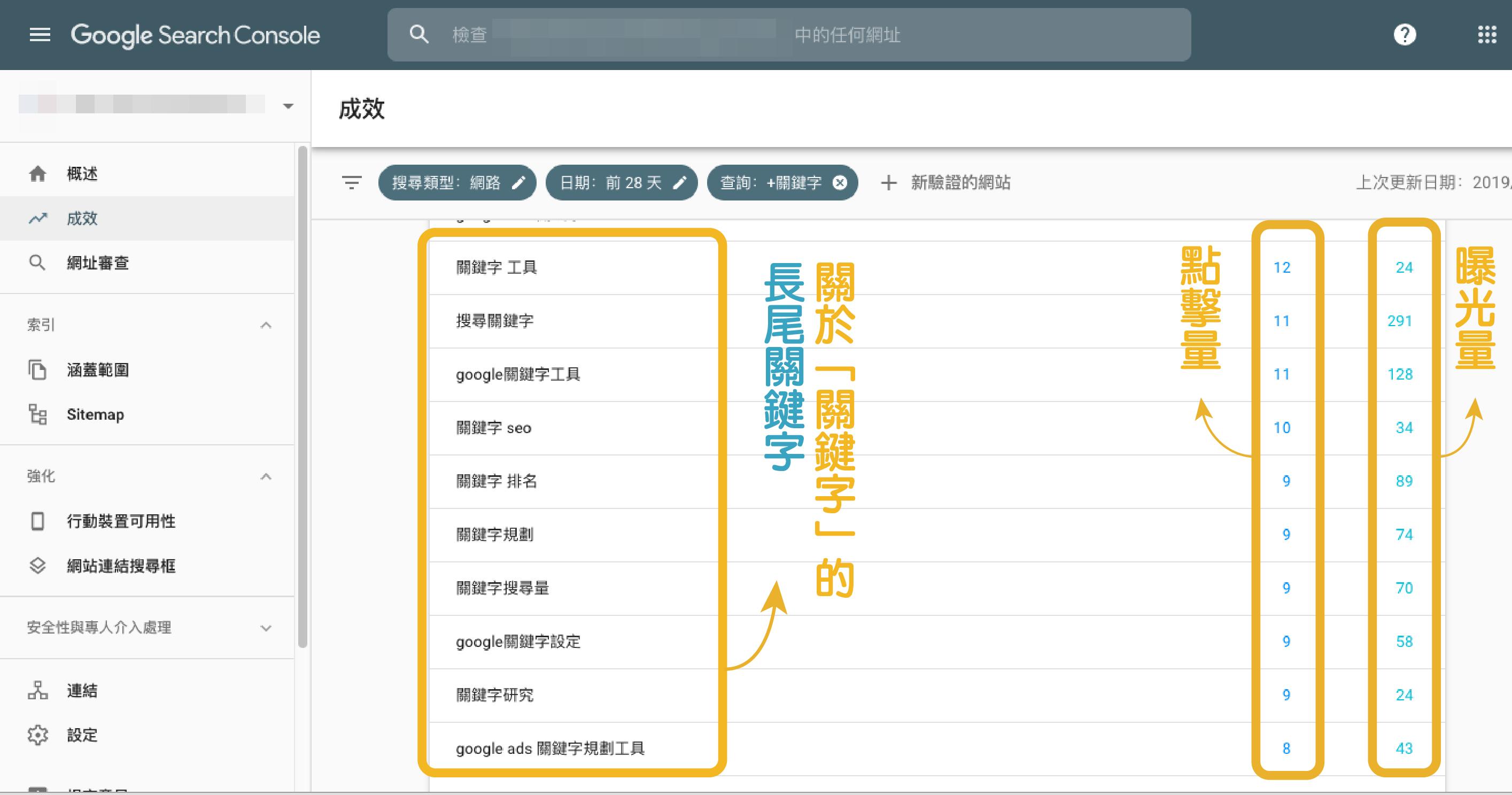 SEO 軟體 — Google SEO 工具