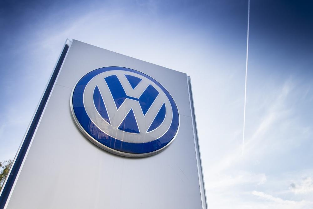 โลโก้รถ Volkswagen