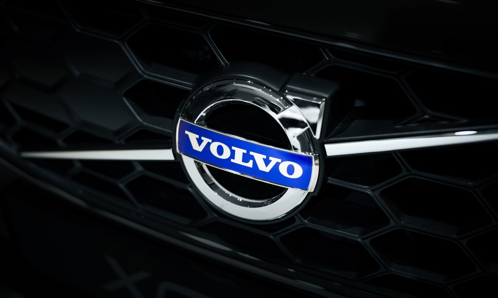 โลโก้รถ Volvo