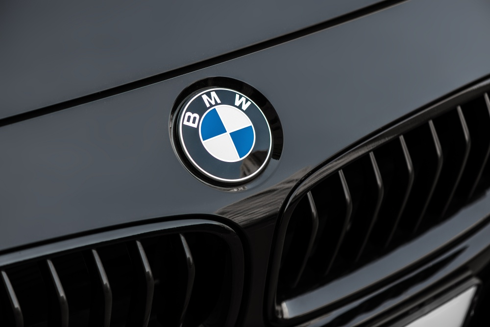 โลโก้รถ BMW