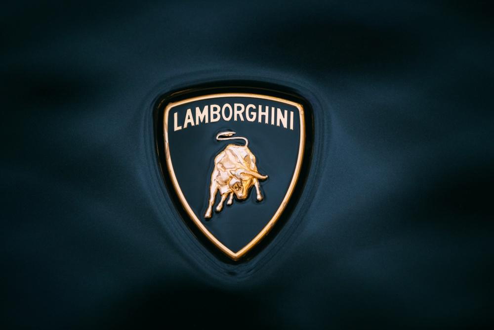 โลโก้รถ Lamborghini