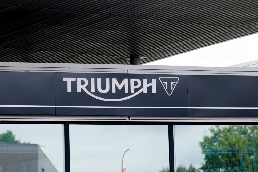โลโก้รถ Triumph
