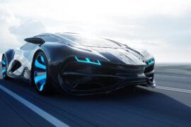 จัดอันดับ 10 รูปภาพรถยนต์ในอนาคตสุดล้ำ
