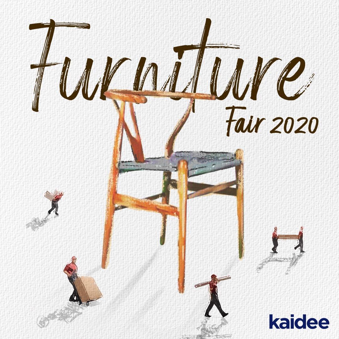 ส่องเฟอร์นิเจอร์ไอเดียเก๋ในงาน Furniture Fair 2020
