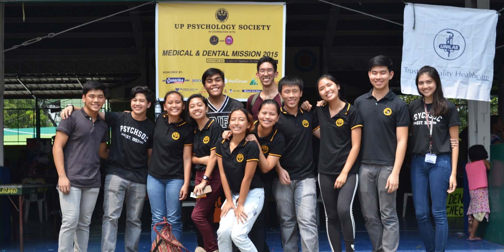 MedGrocer Donates Php19k of Medicines to UP PsychSoc's Medical Mission