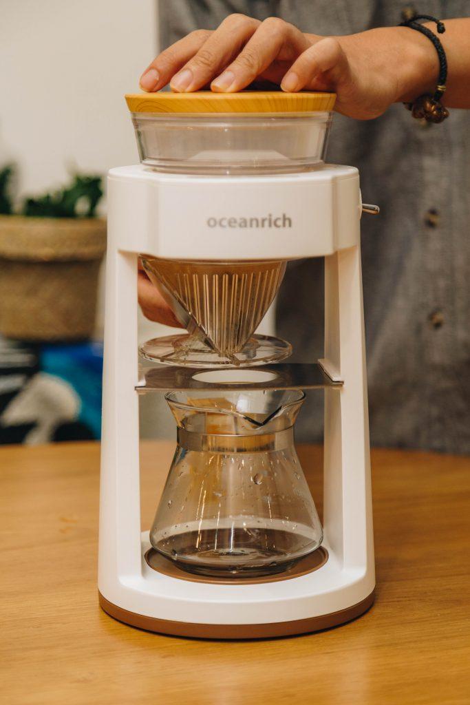 Oceanrich เครื่องดริปกาแฟอัตโนมัติ
