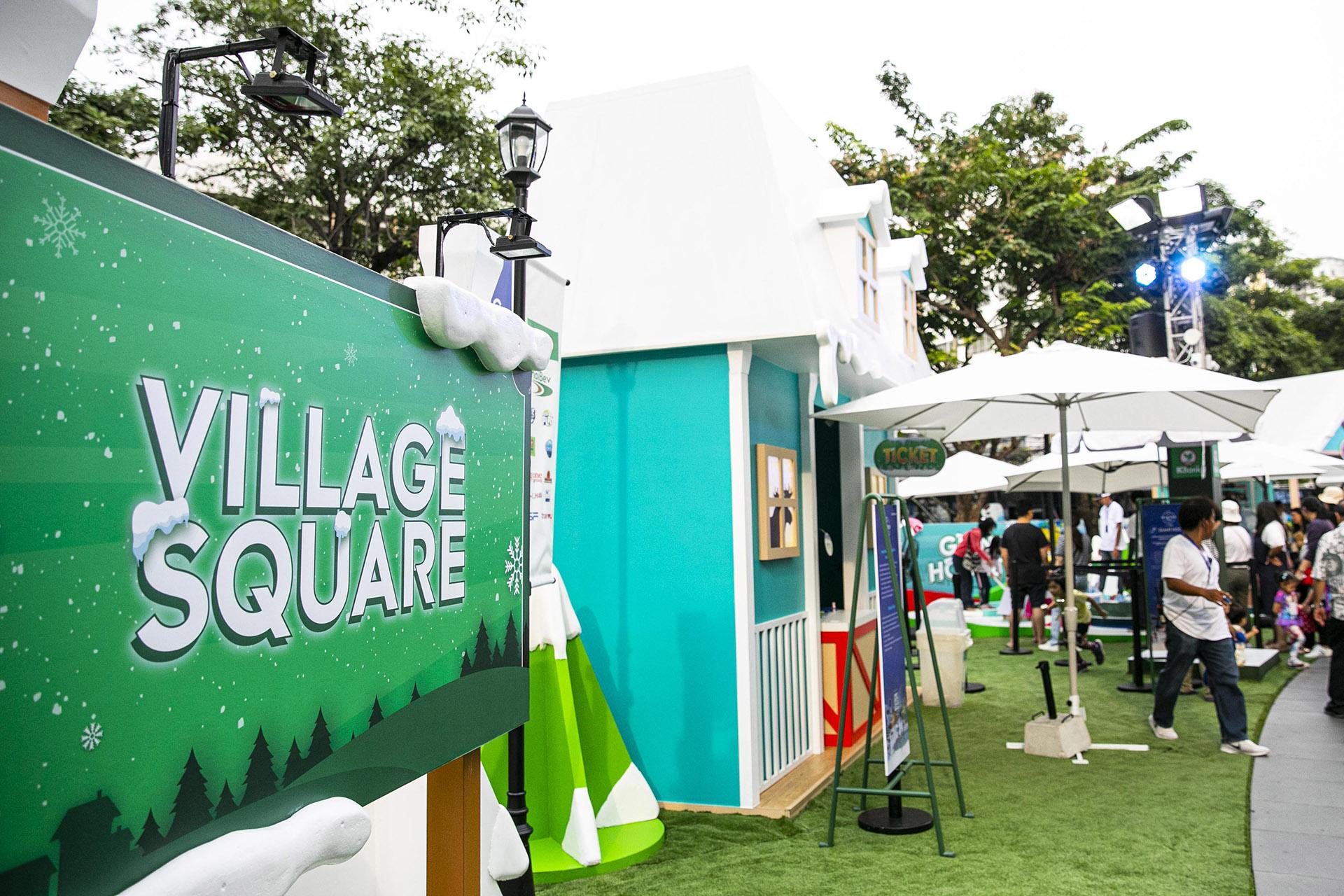 """7D4A0673 - Tận hưởng """"Winter Village"""" ngay tại Bangkok, Thái Lan"""