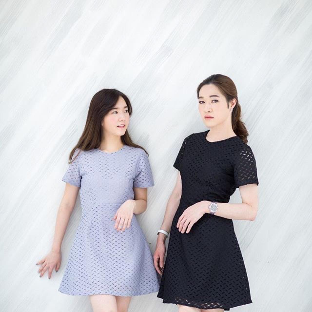 [ Little lace dress - 1,790 THB ]
