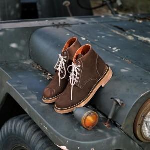 รองเท้าหนัง mupers