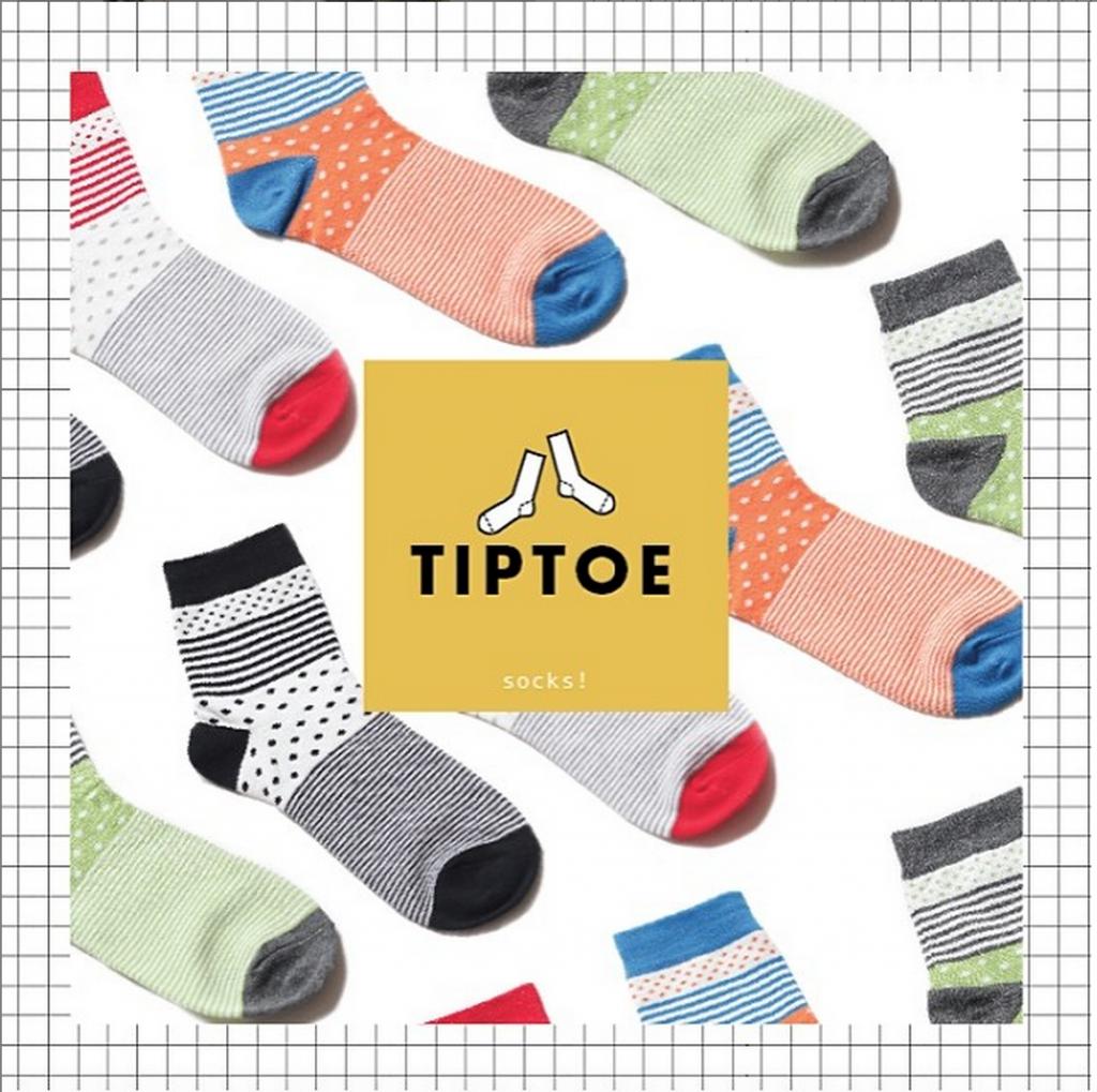 ถุงเท้า tiptoe