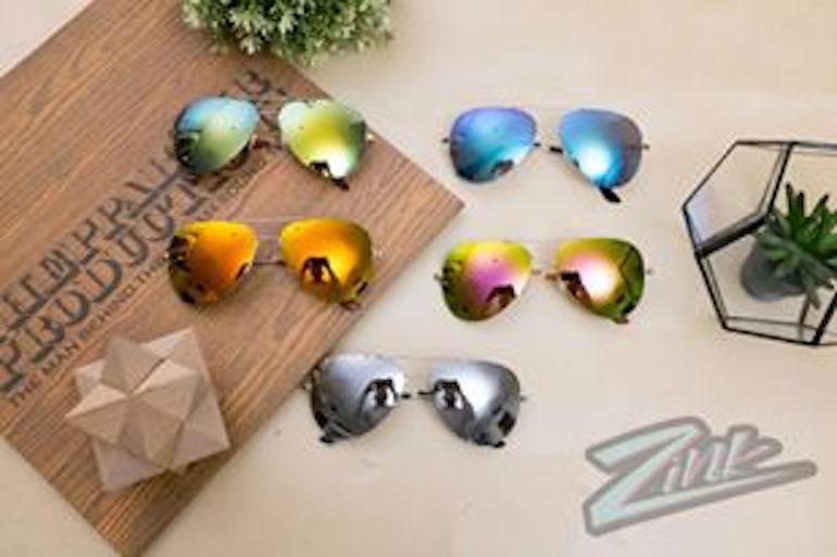 แว่นตาแฟชั่น zink