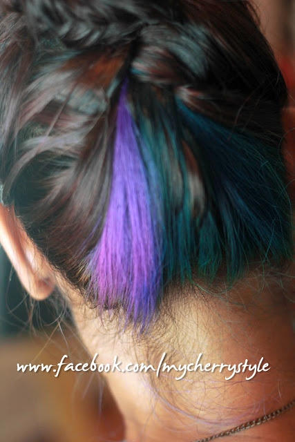 mycherrystyle_braided peacock hair 4