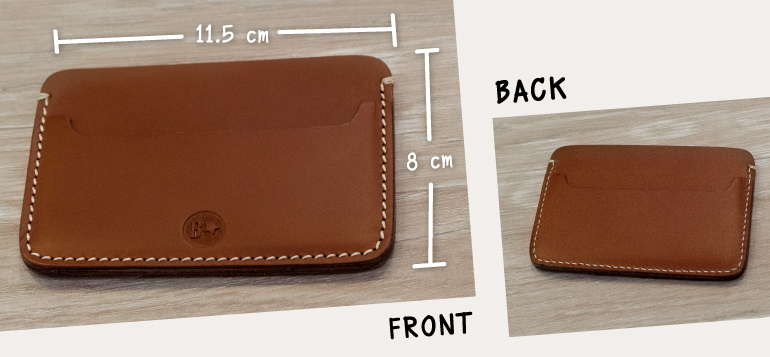 detail card wallet
