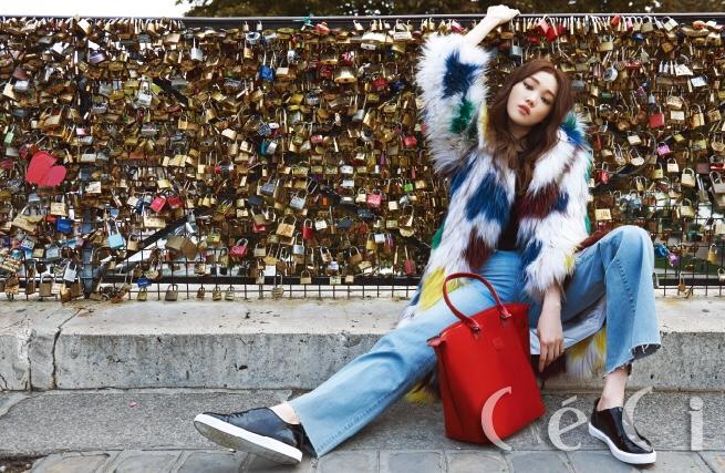 Lee Sung Kyung CeCi November 2015 (8)