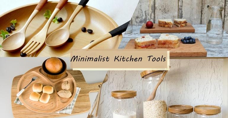 cover Minimalist Kitchen Tools