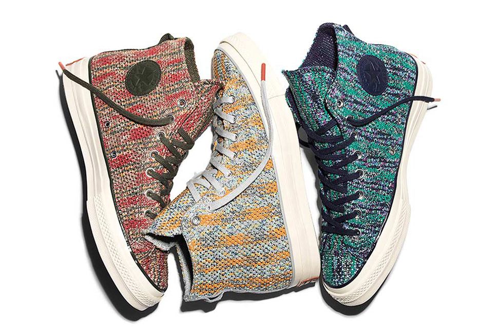 Converse x Missoni New Collection