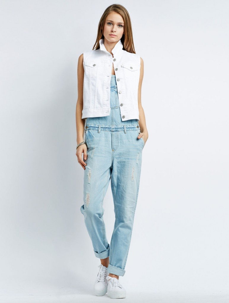 sojeans with trousers