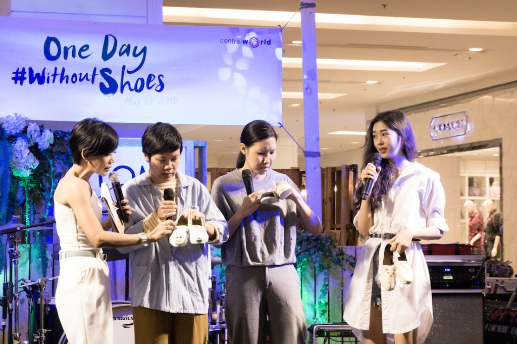 one day without shoes toms thailand