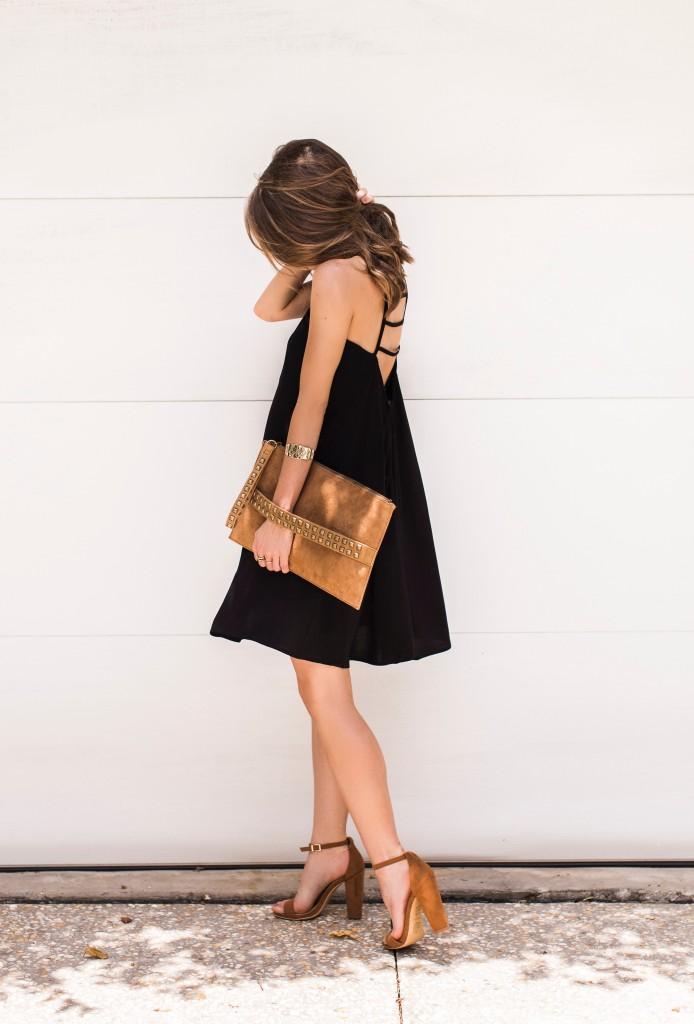 little black dress. Black Bedroom Furniture Sets. Home Design Ideas