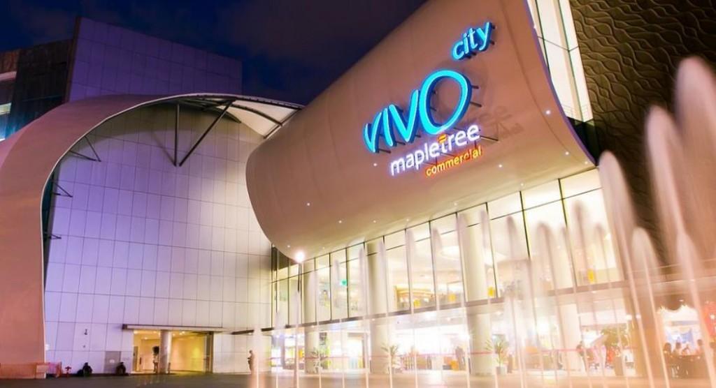 3_VivoCity_Mall_Building_Night1
