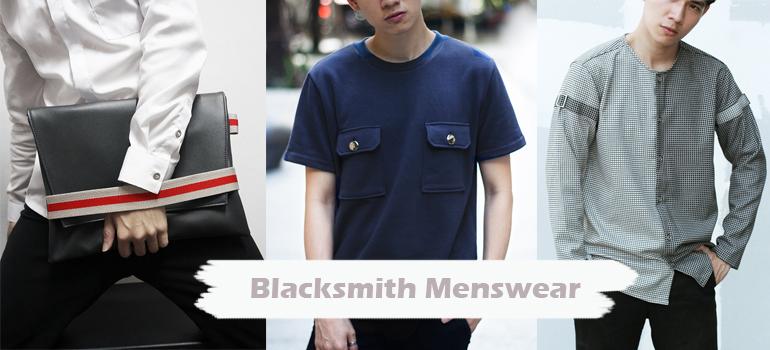 เสื้อเชิ้ตผู้ชาย Blacksmith