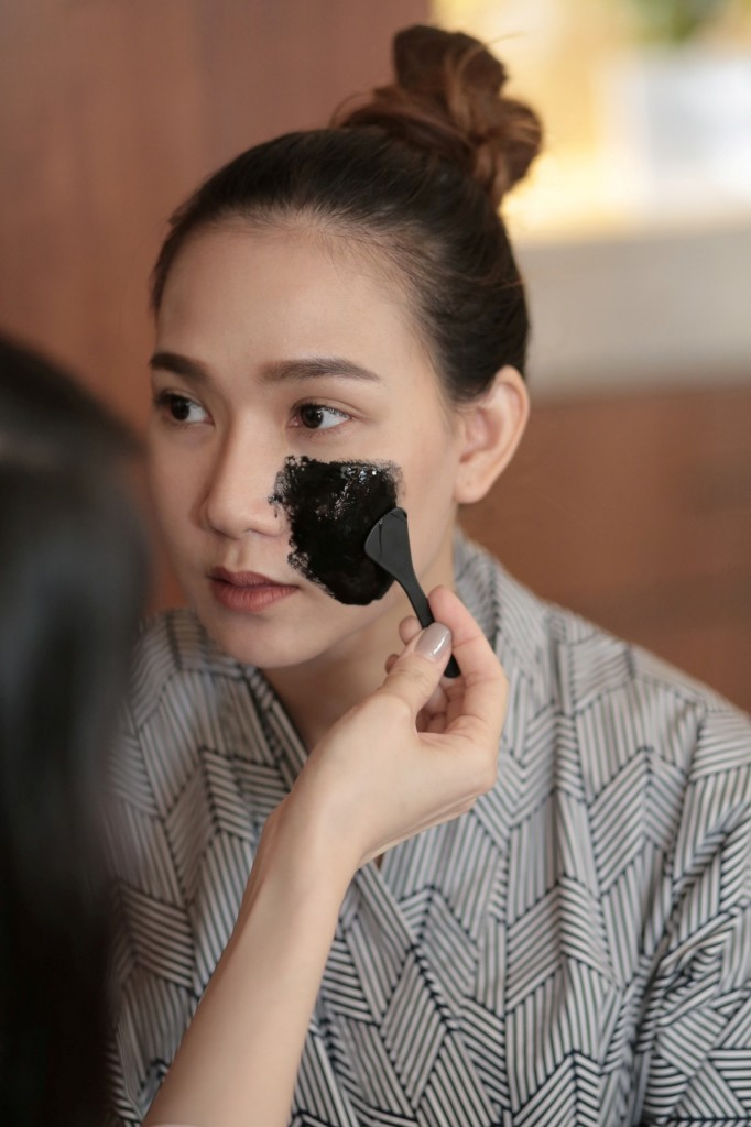 Clear Nose Intensive Facial Black Mask + Rose Water (6)