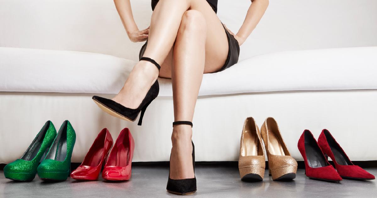 รองเท้าส้นสูง