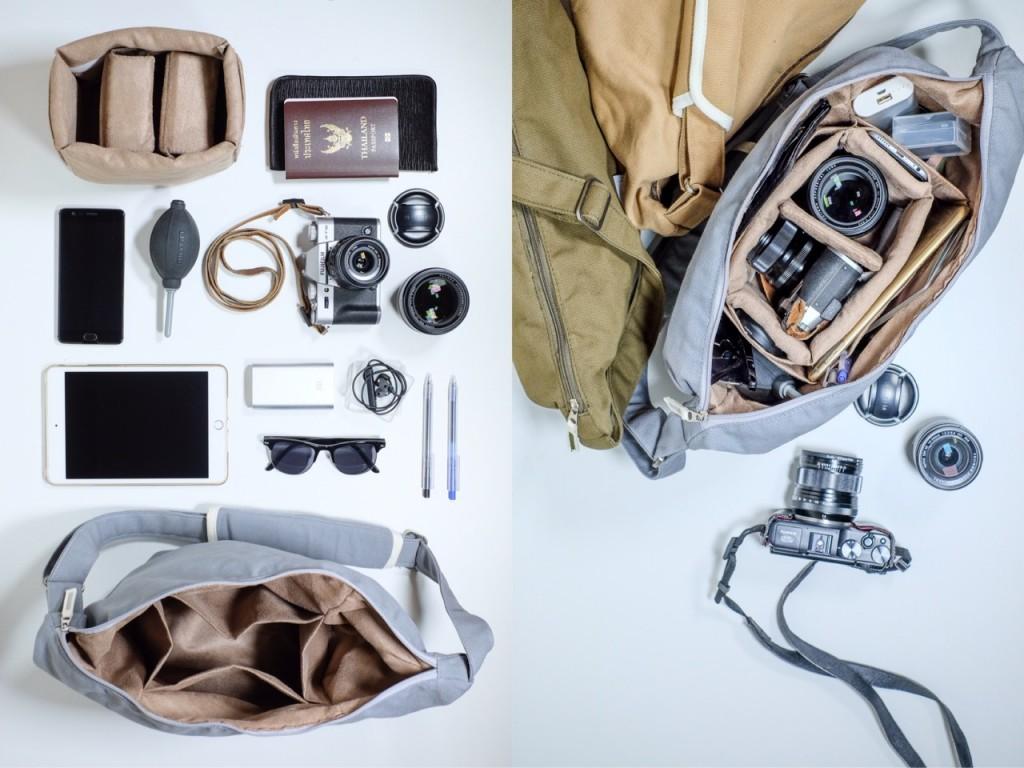 กระเป๋าใส่กล้อง