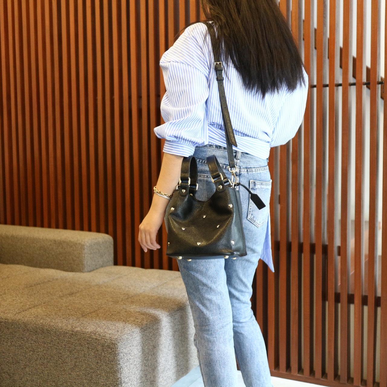 [ Audrey bucket Bag - 3,690 THB ] ร้าน ateliervnychcha