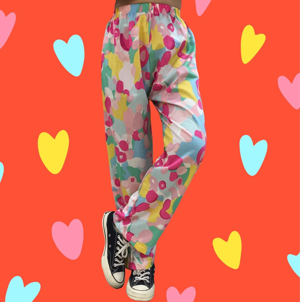 กางเกงขายาว Rainbow