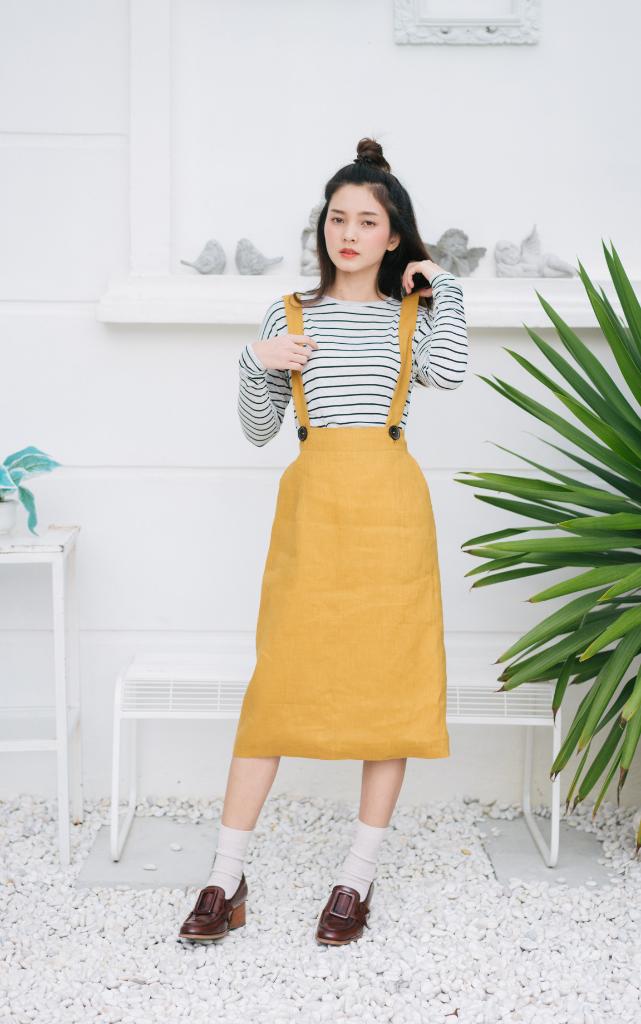 [ Overall Skirt - 1,150 THB ]