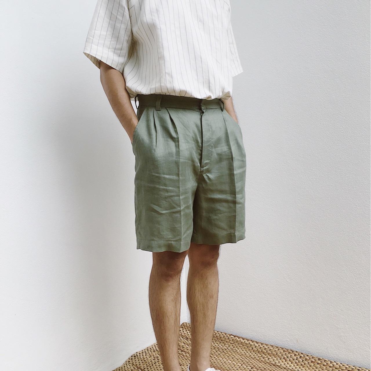 กางเกงสามส่วน