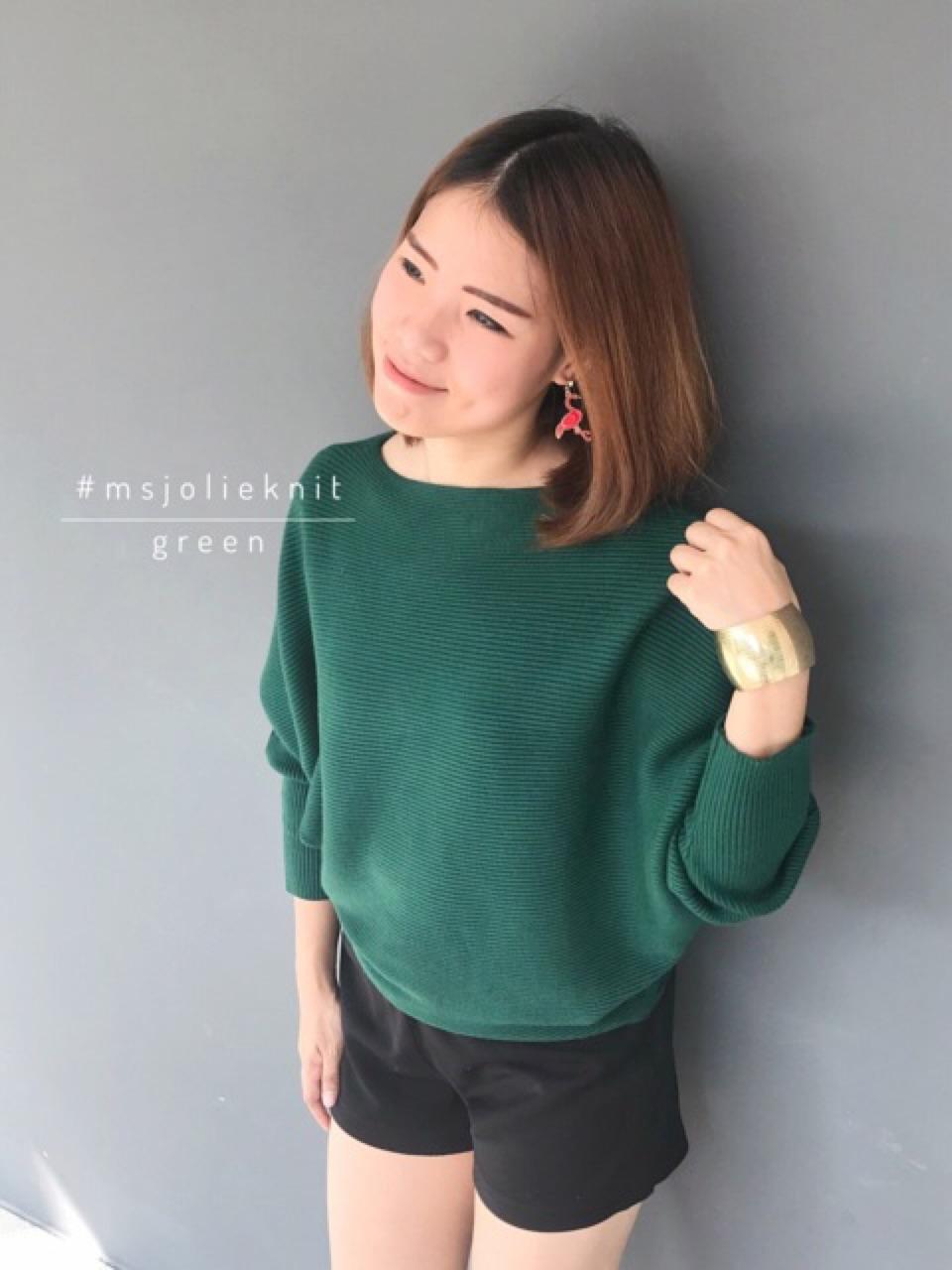 เสริมดวงความรัก-เสื้อสีเขียว