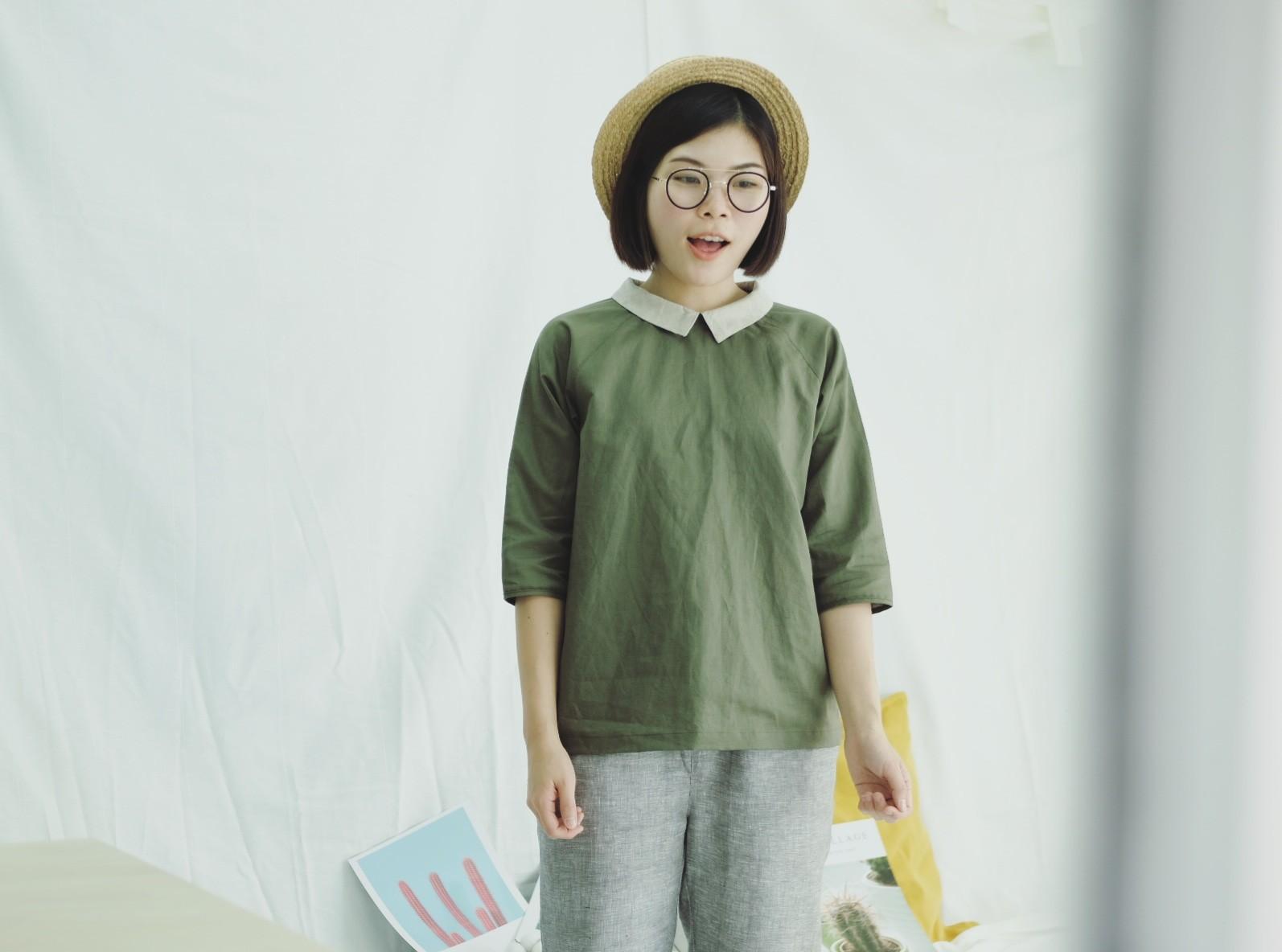 เสื้อผ้าสีเขียว-Green-Style_4