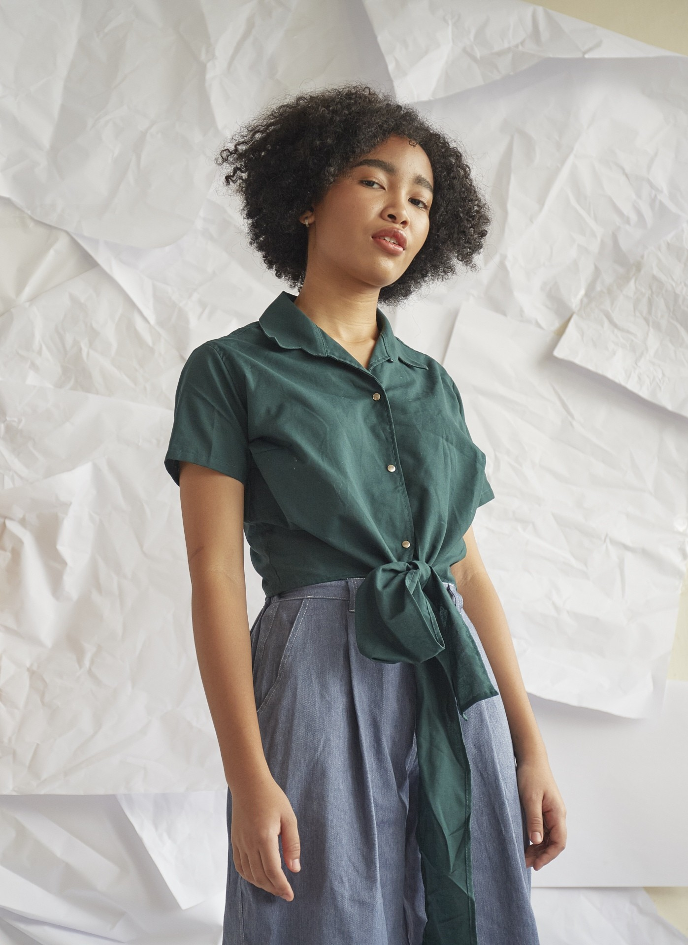เสื้อผ้าสีเขียว-Green-Style_5