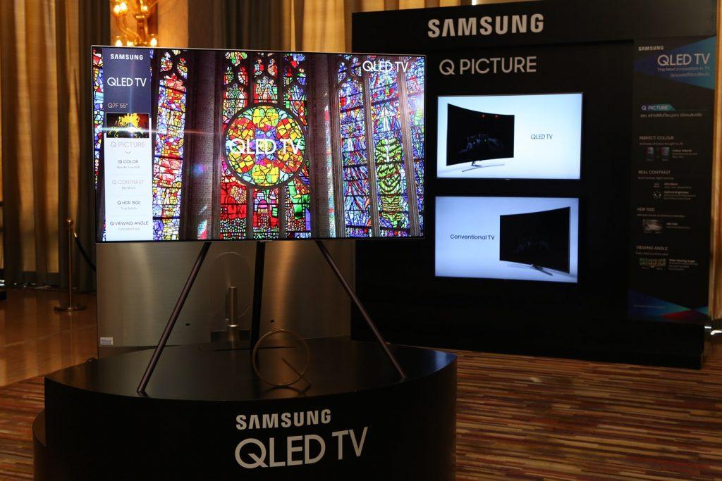 Samsung QLED TV 01