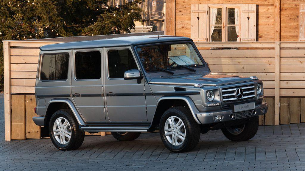 Benz G class