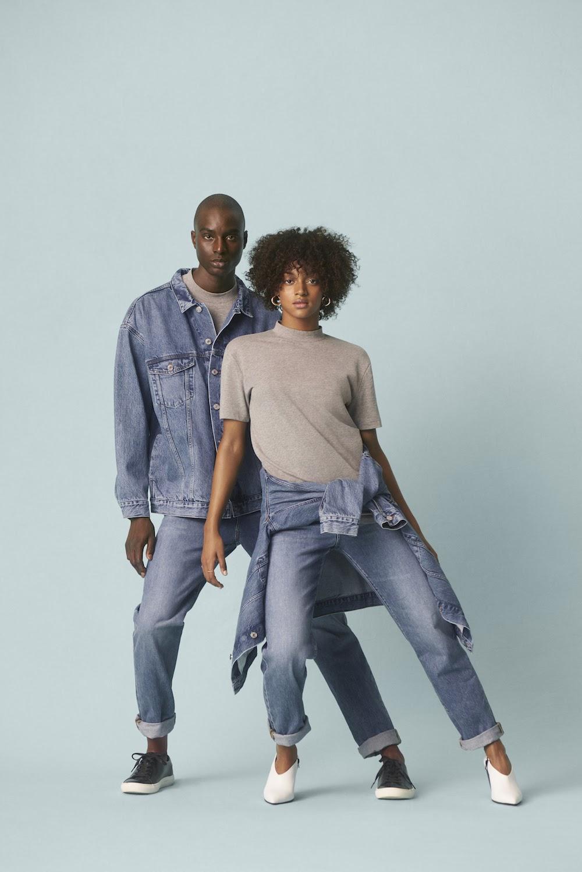 H&M's unisex denim collection