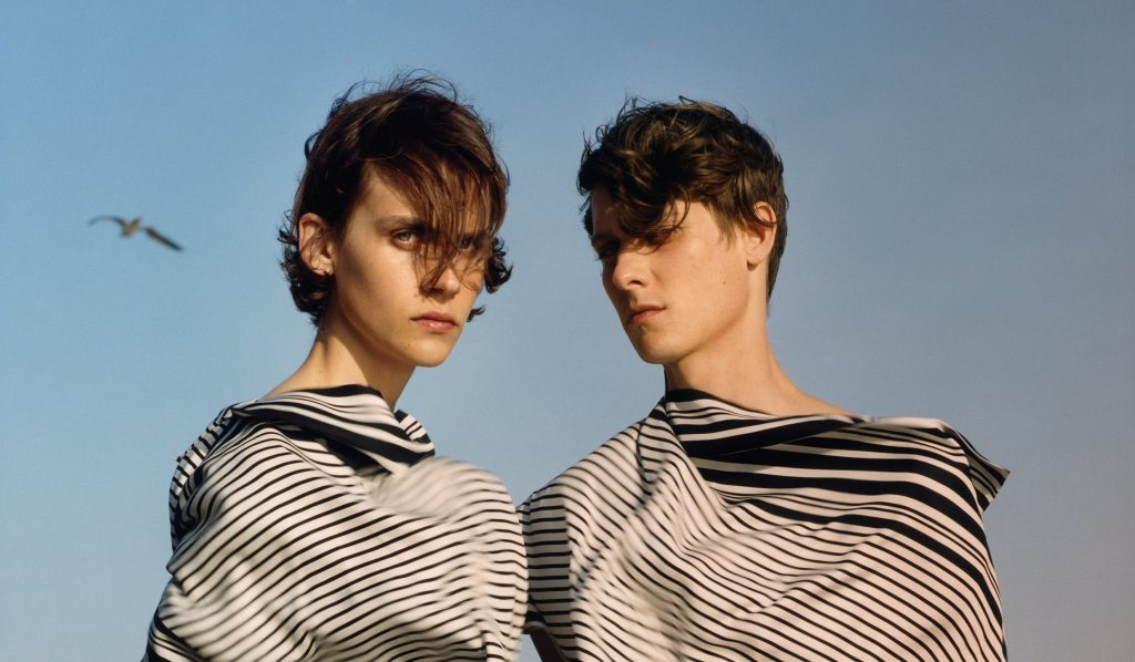 gender neutral style with JW ANDERSON FOR LOEWE