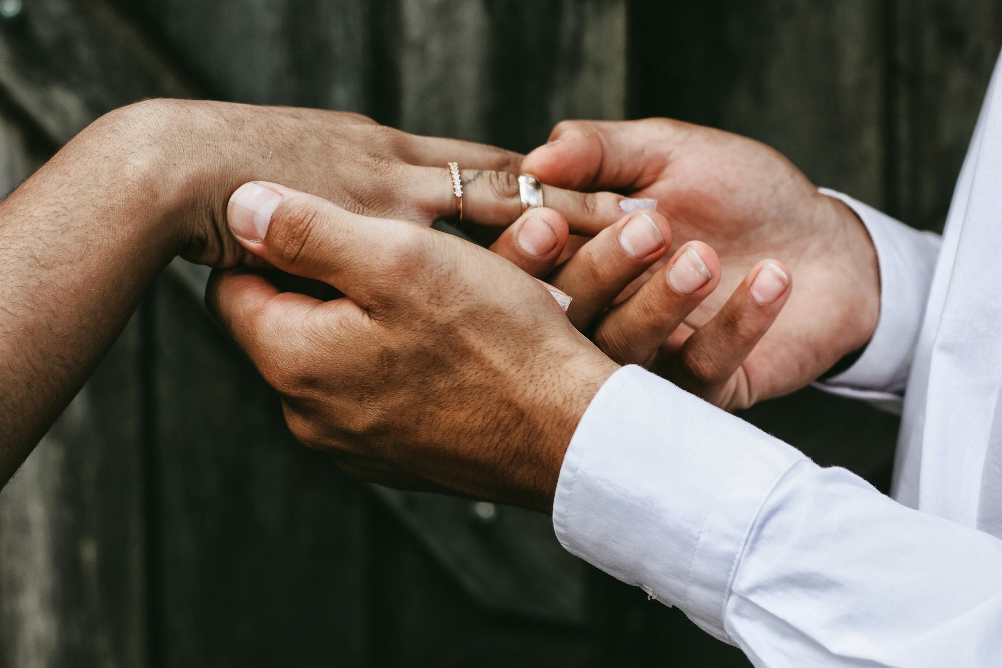 ขอแฟนแต่งงาน