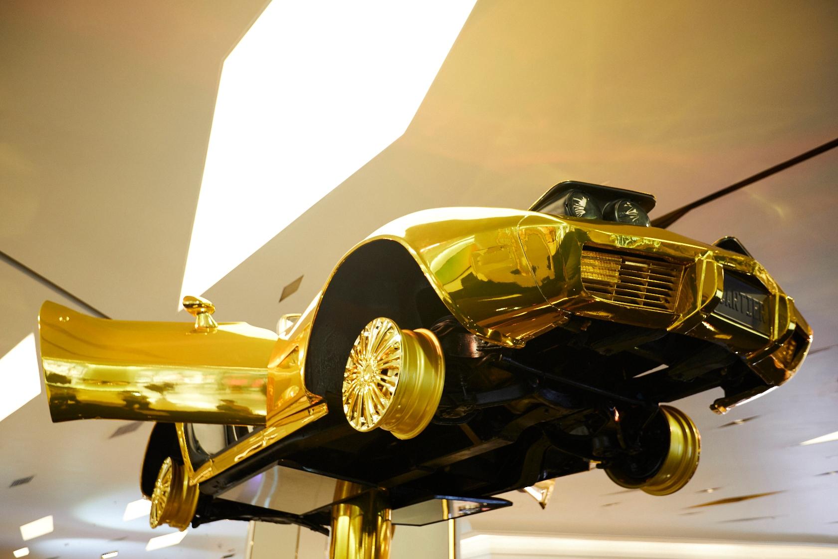 Cartier Precious Garage
