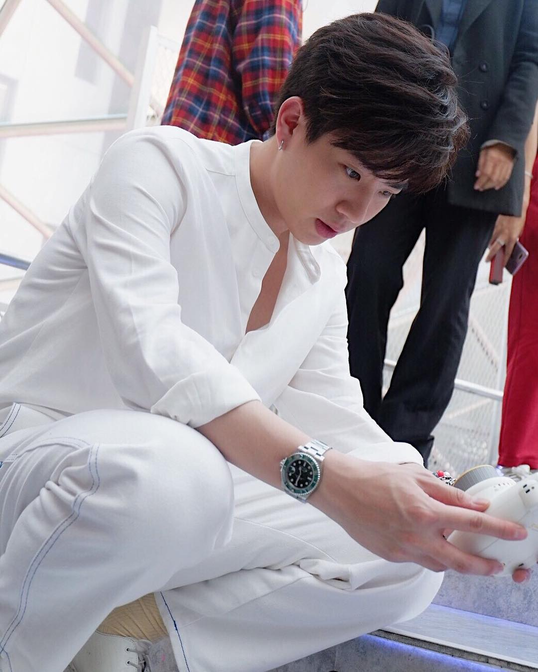 เสื้อเชิ้ตขาว