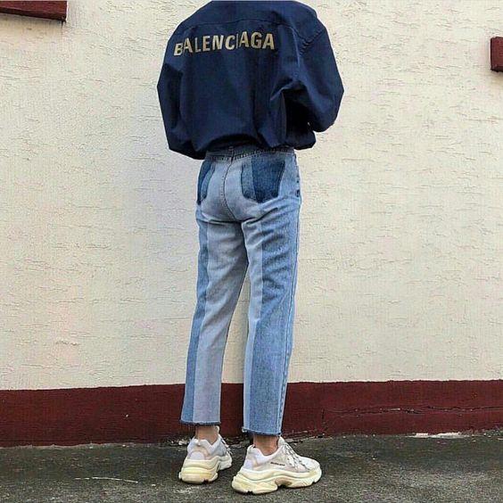 กางเกงขาเต่อ