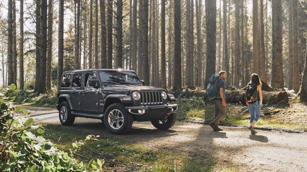 Jeep Wrangler รถพร้อมลุยในแบบคลาสสิก