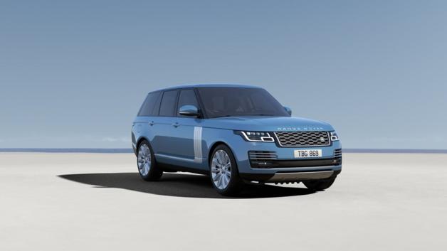 Land Rover Range Rover รถสุดเท่คู่ใจขาลุย
